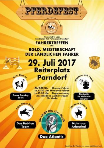 Pferdefest 2017 - Fotos